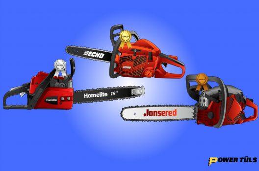 gas chainsaws