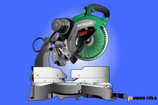 Hitachi C12RSH2 Miter Saw